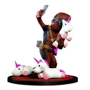 Deadpool Unicornselfie (Marvel) Q-Fig Figure