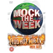 Mock The Week Too Hot For TV DVD
