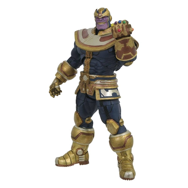 Marvel Select Action Figure Planet Thanos Infinity 20 cm