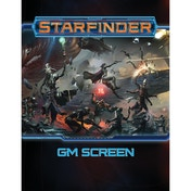 Starfinder GM Screen Board Game