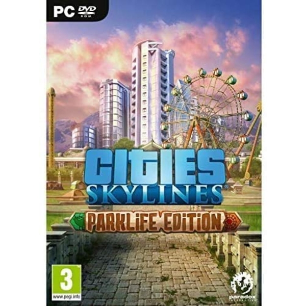 Cities Skylines Parklife Edition PC Game