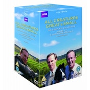All Creatures Great And Small The Complete Series Box Set DVD