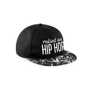 CID Originals - Raised On Hip Hop Marble Snapback