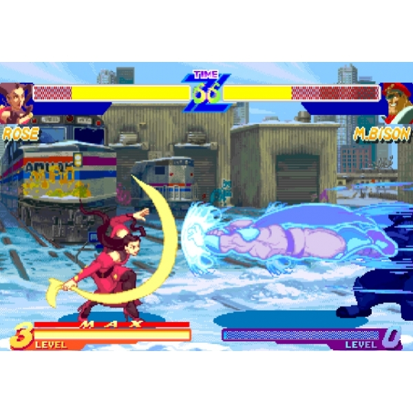Street Fighter Alpha Anthology Game PS2 - Image 3