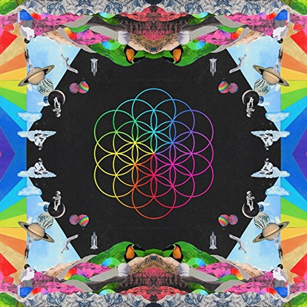 Coldplay - A Head Full Of Dreams CD