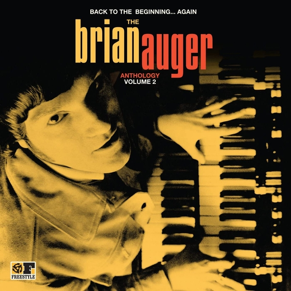 Brian Auger - Back To The Beginning...Again: The Brian Auger Anthology Volume 2 Vinyl