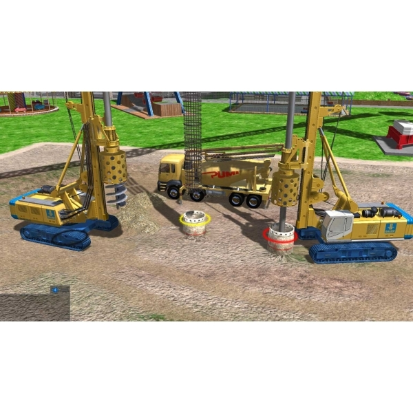 Conworld The Construction Site Simulator PC Game - Image 3