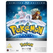 Pokemon Movie Collection - Limited Edition Blu-ray Steelbook