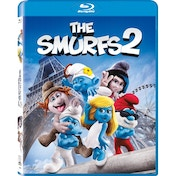 Disc Only The Smurfs 2 (Blu-Ray)
