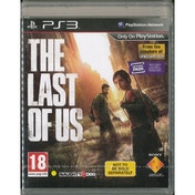 The Last Of Us Game (Bundle Copy) PS3