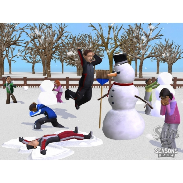 The Sims 2 Seasons Game PC - Image 5