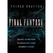 Final Fantasy Triple Feature DVD