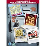 High School Musical 1-3 DVD