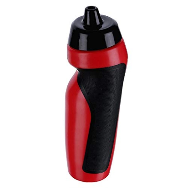 Precision Training Sports Water Bottle (600ml) (Red)