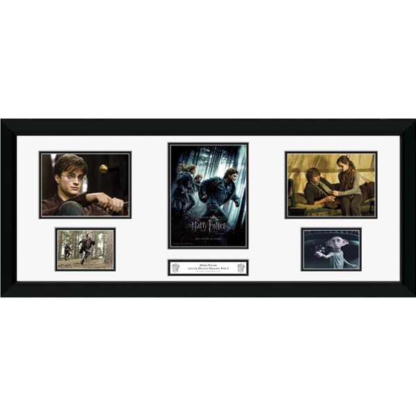 Harry Potter 7 Part 1 Storyboard Framed Photographic Print