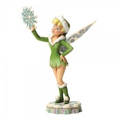 Disney Traditions Frost Fairy Tinker Bell