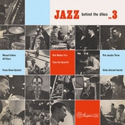 Various - Jazz Behind The Dikes No. 3 Limited Edition Blue Vinyl