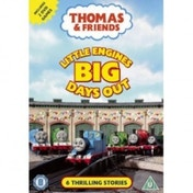 Thomas & Friends Little Engines Big Day Out DVD