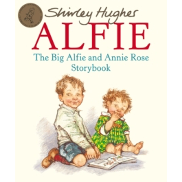 The Big Alfie And Annie Rose Storybook by Shirley Hughes (Paperback, 1990)
