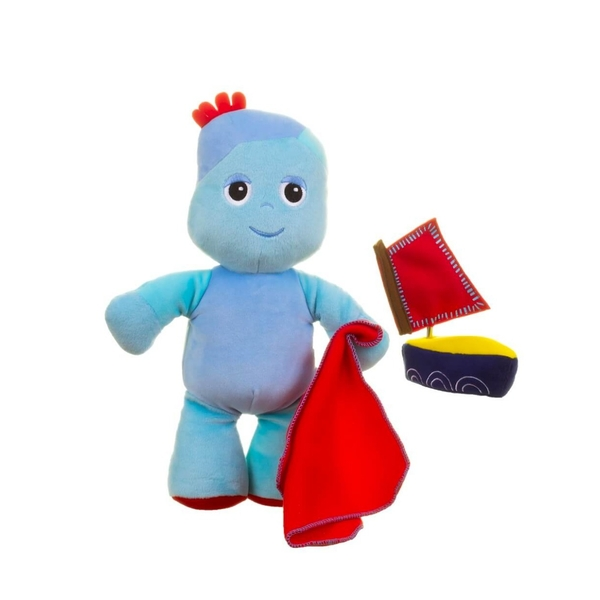 In the Night Garden Iggle Piggle Wind-Up Musical Boat