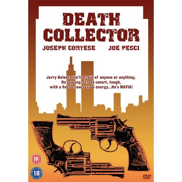 Death Collector DVD