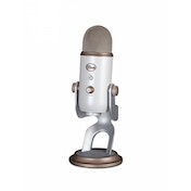 Blue Microphones Yeti USB Mic' -White