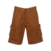 Firetrap Combat Shorts Tan Medium Brown
