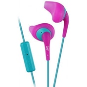 JVC HAENR15P Gumy Sport In ear Headphones with Remote & Mic - Pink