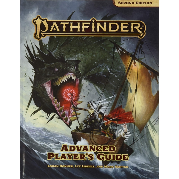 Pathfinder 2nd Edition Advanced Player's Guide (P2)