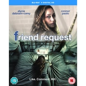 Friend Request Blu-ray
