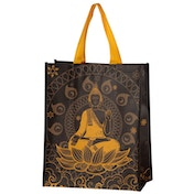 Thai Buddha Design Durable Reusable Shopping Bag