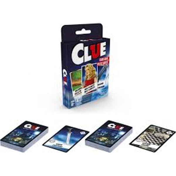 Clue: Classic Card Game