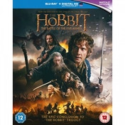 Ex-Display The Hobbit The Battle of the Five Armies Blu-ray Used - Like New