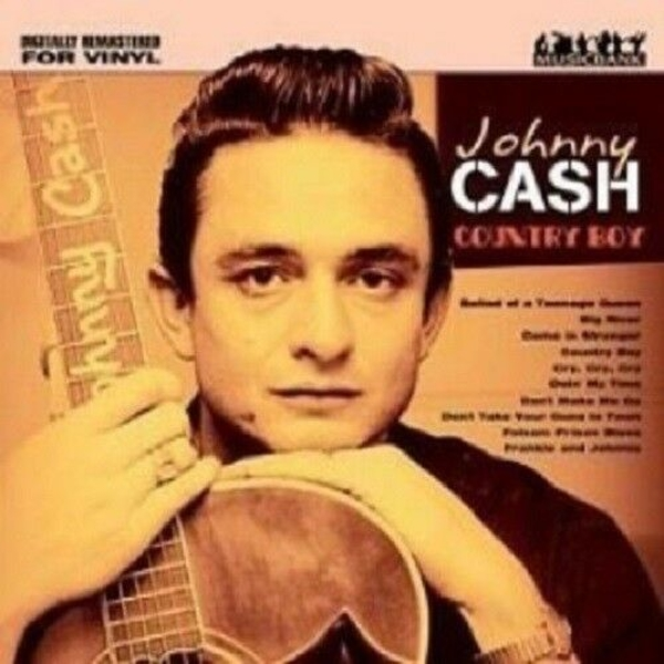 Johnny Cash - Country Boy Vinyl