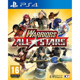 Warriors All Stars PS4 Game
