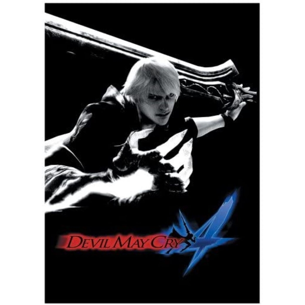 Devil May Cry 4 Collector's Edition Steelbook Xbox 360 Game [Used]