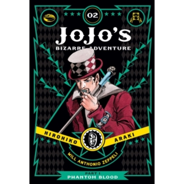 JoJo's Bizarre Adventure: Part 1--Phantom Blood, Vol. 2 : 2