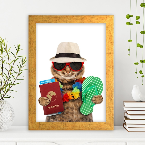 AC80421258 Multicolor Decorative Framed MDF Painting