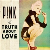 Pink! The Truth About Love CD