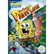 SpongeBob SquarePants The Great Patty Caper DVD
