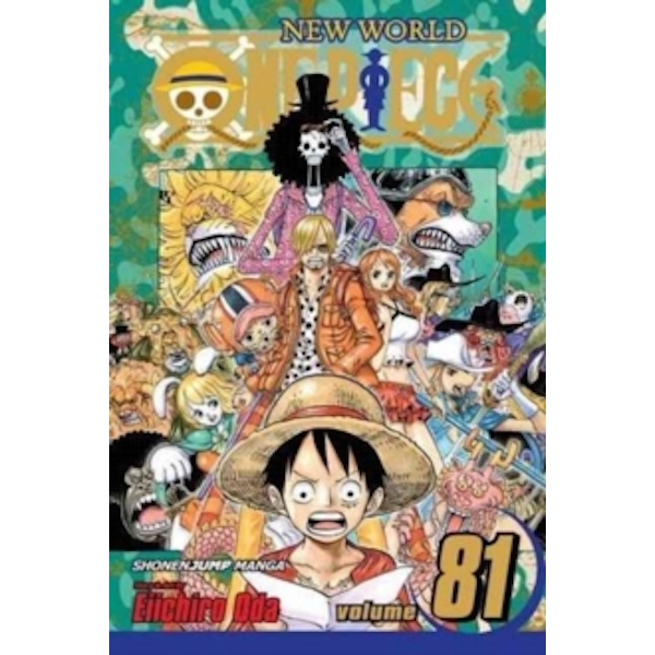 One Piece, Vol. 81 : 81