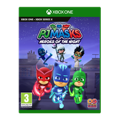 PJ Masks Heroes of the Night Xbox One | Series X Game