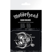Motorhead Card Holder