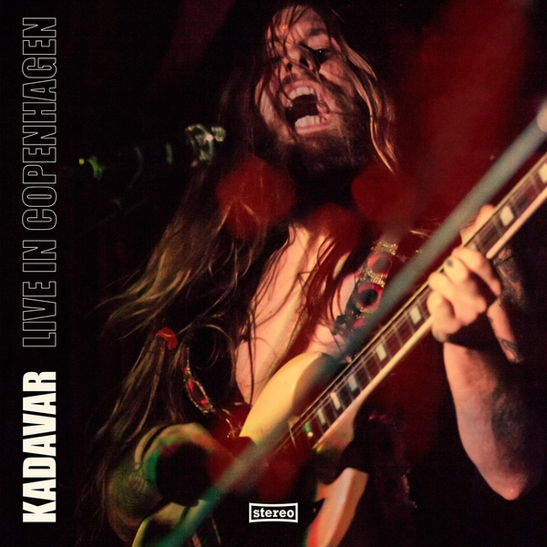 Kadavar - Uk. Ireland. France. Belgium. Luxemburg. Netherlands. Italy. Spain Vinyl