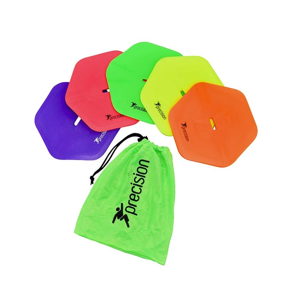 Precision Pro HX Flat Markers : Set of 10 (Assorted)