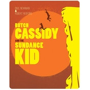 Butch Cassidy & The Sundance Kid - Limited Edition Steelbook Blu-ray
