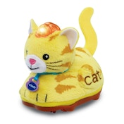 Vtech Baby Toot-Toot Animals Furry Cat Toy