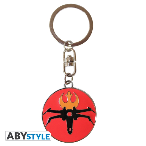 Star Wars - X-Wing  Metal Keyring
