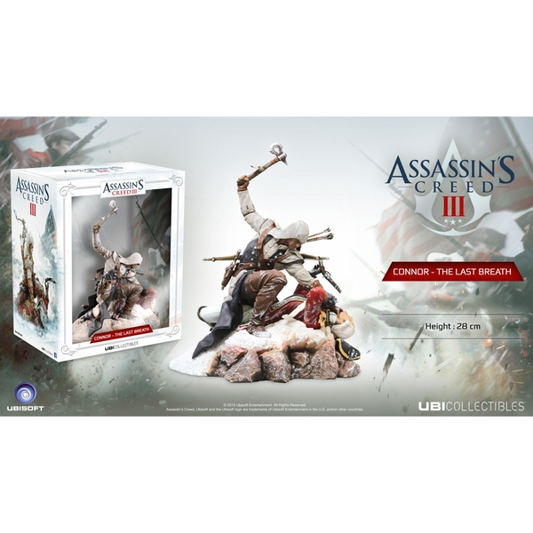 Connor The Last Breath (Assassin's Creed III) Figurine