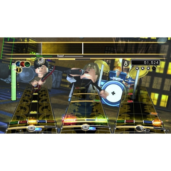 Lego Rock Band Game Xbox 360 - Image 7